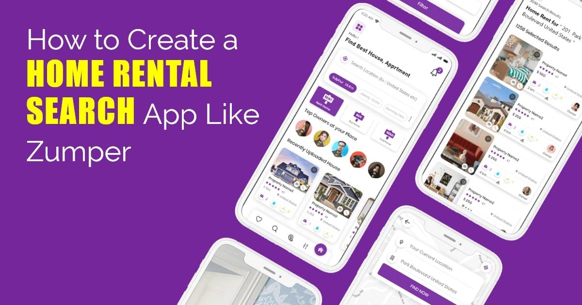 Best Rental Search App Like Zumper
