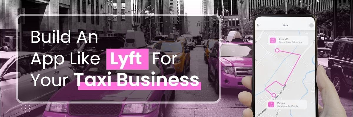 Taxi App Like Lyft