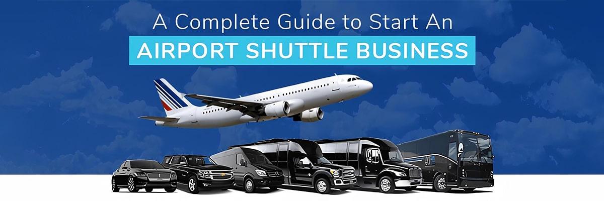 Start An Airport Shuttle Service