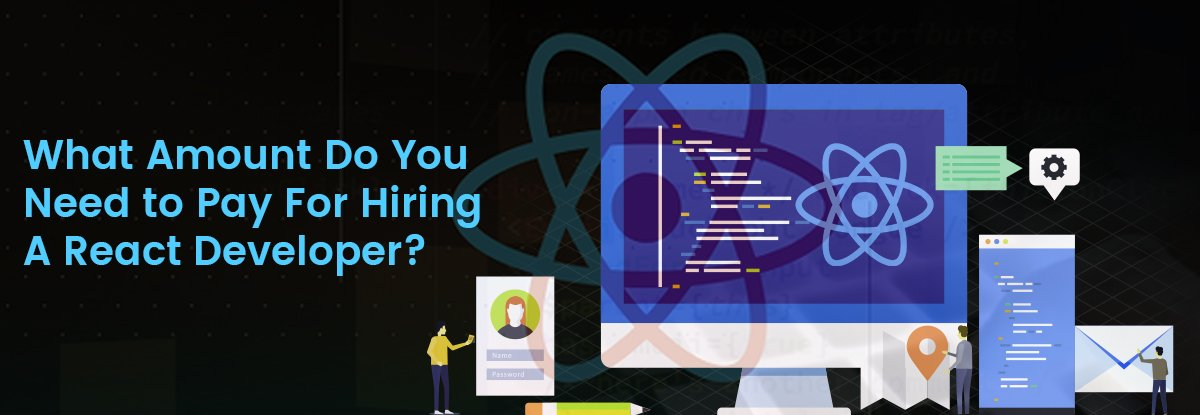Cost to Hire React js Developers