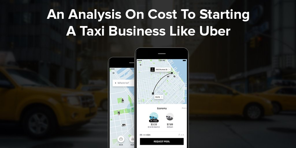 How To Start A Taxi Business Like Uber