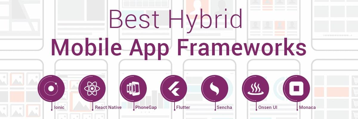 Best Mobile App Frameworks