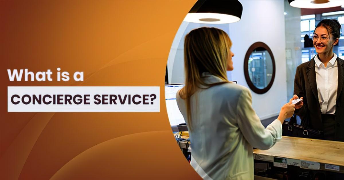 Types of concierge services