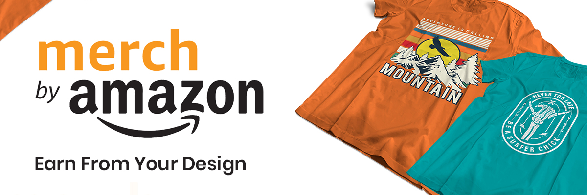 How Does 'Merch by Amazon' work