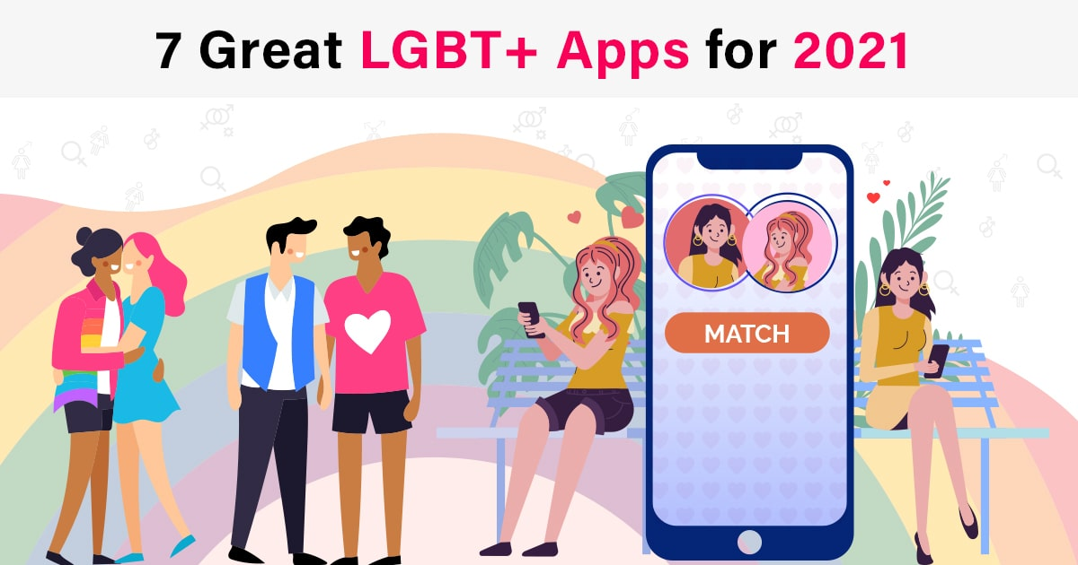 Most Popular LGBT Dating Apps