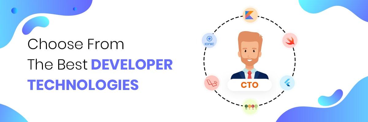 Best Developer Technologies