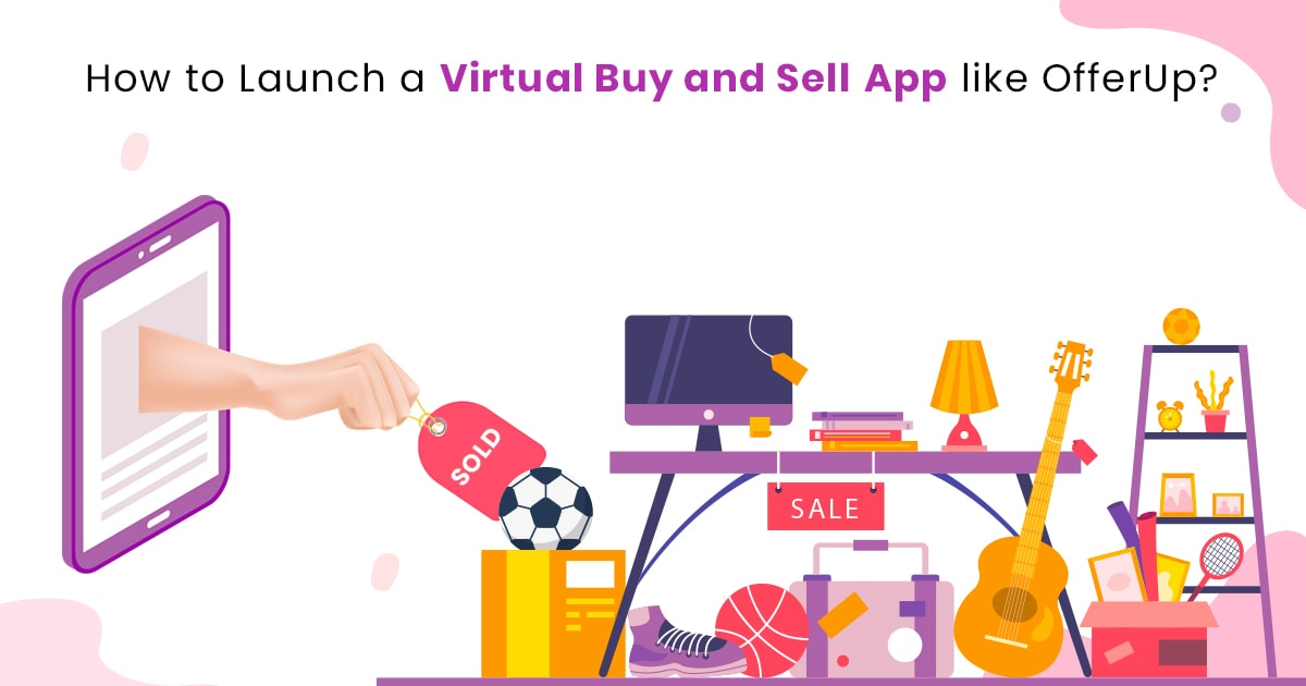 Local buy and sell app like OfferUp, Letgo