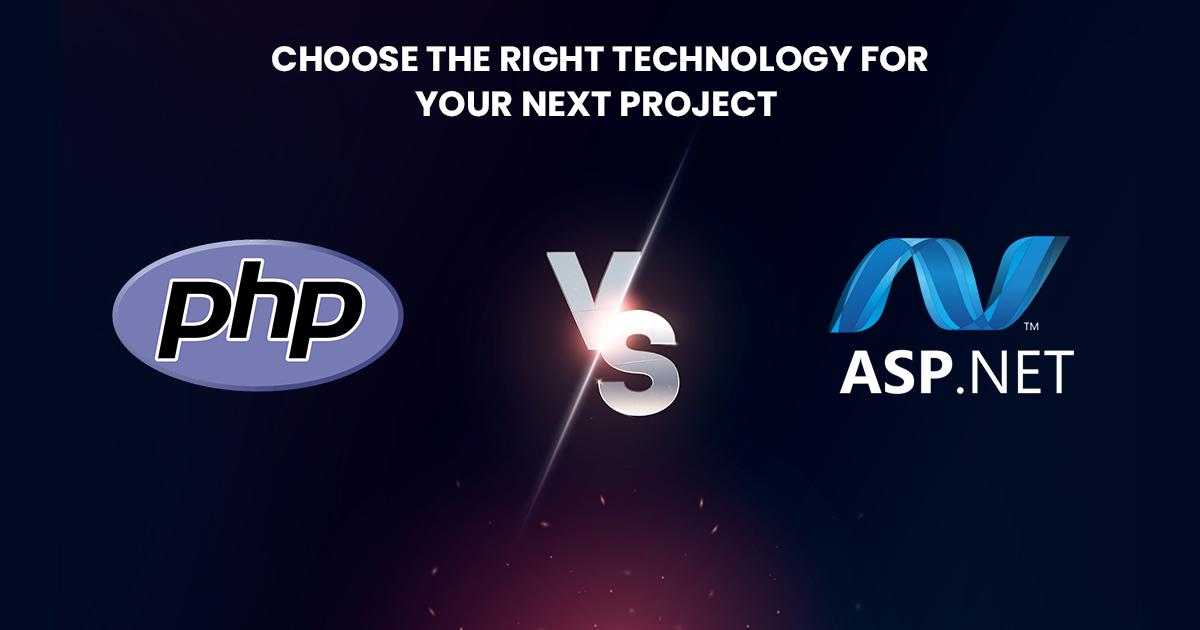 Comparison Between php vs asp.net