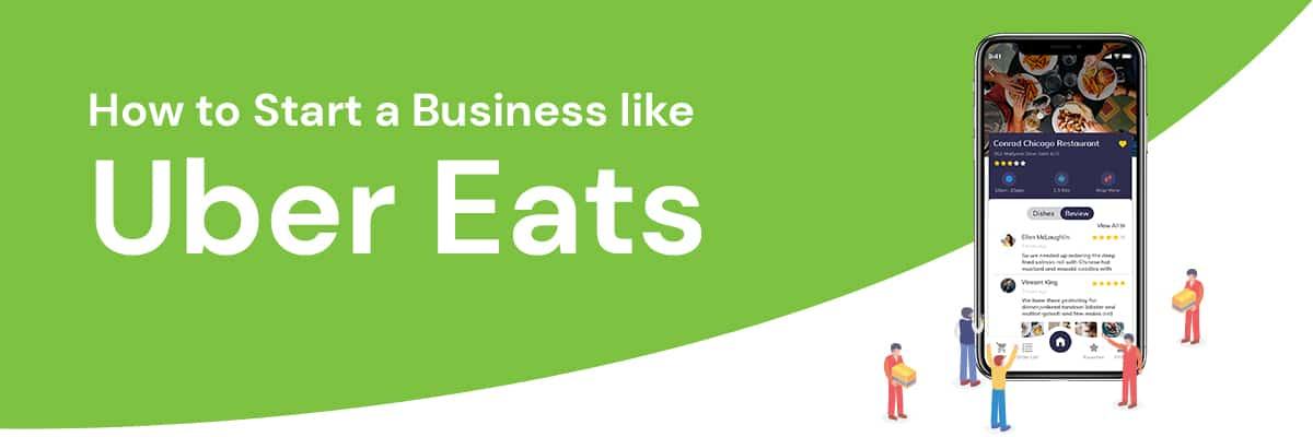 On Demand Apps like Uber Eats