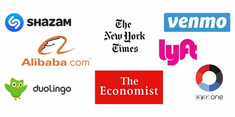 Top Companies using Firebase