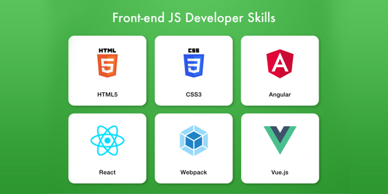 Frontend js Developer Skills