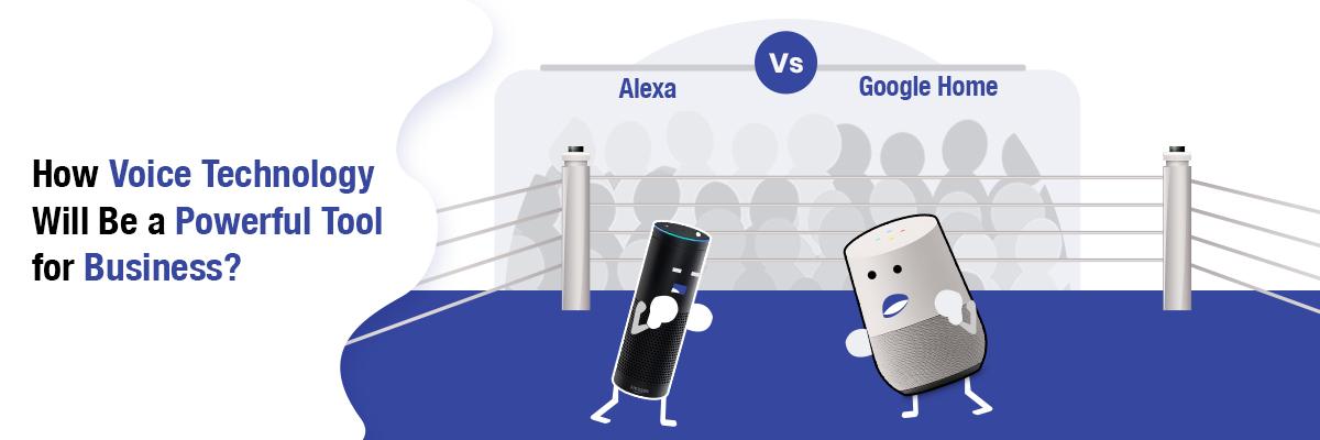 Google Home vs Amazon echo Comparison