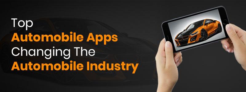 Top Automobile Apps