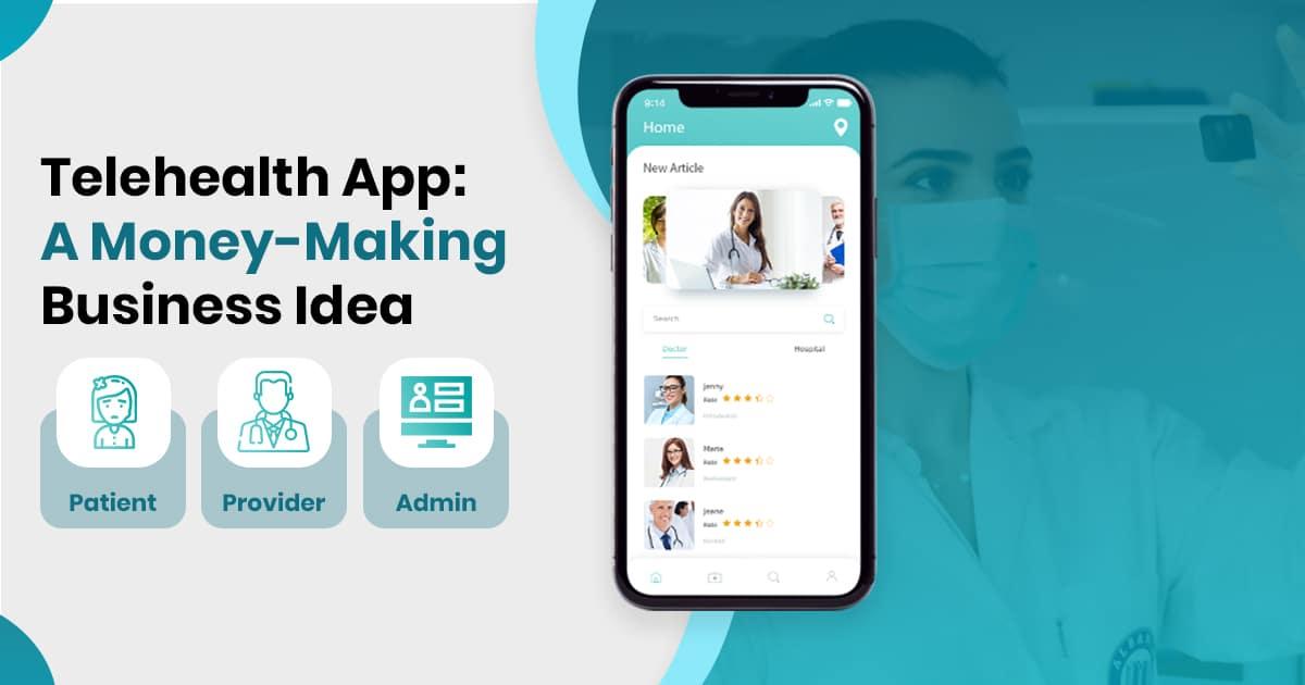 Top Telemedicine App Development Solution