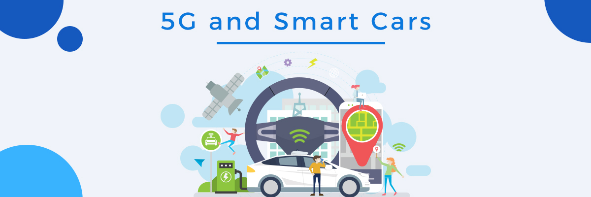 5G Driverless Cars
