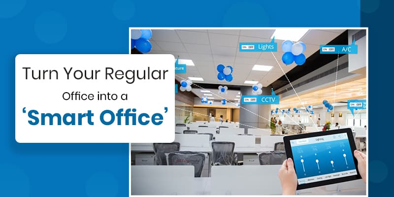 Top 5 Smart Office Solutions