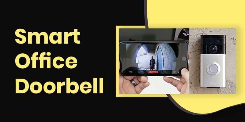 Smart Office Door Bell