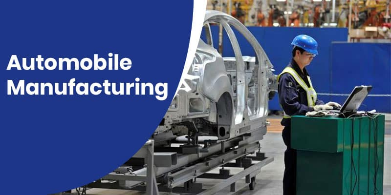 Smart Helmet for Automobile Manufacturing