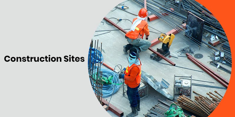 Smart Helmet for Construction Sites