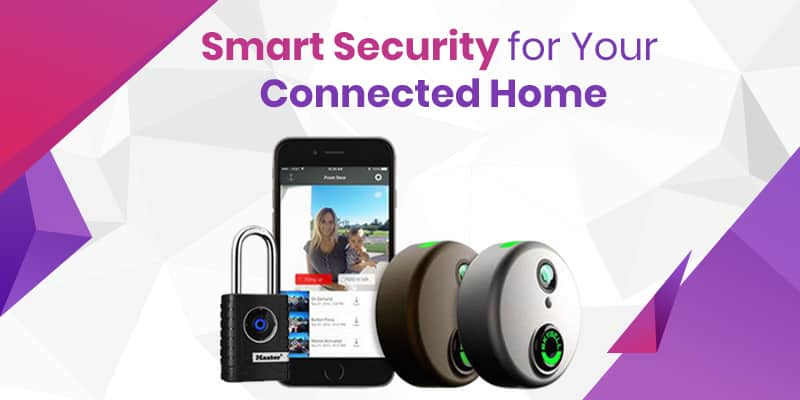 Smart Security for Connected Home