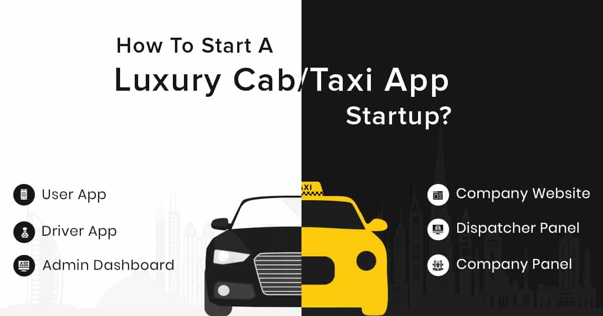 Build an app like uber