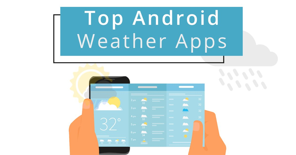Top Weather Apps for Android