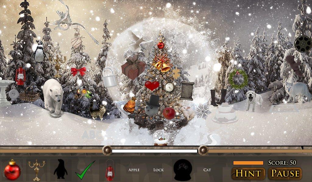 Christmas Game App