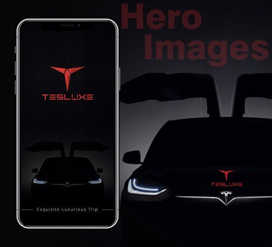 Hero Images for Landing Pages