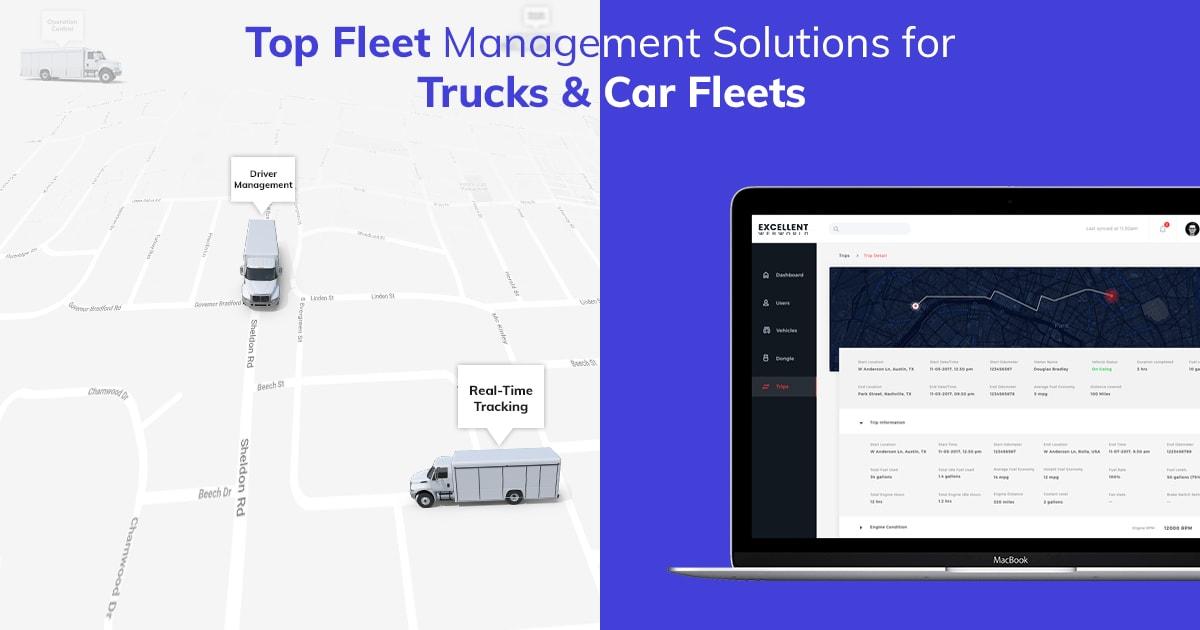 Top Fleet Management Solutions