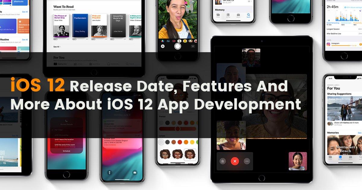 Hire best iOS 12 Developer