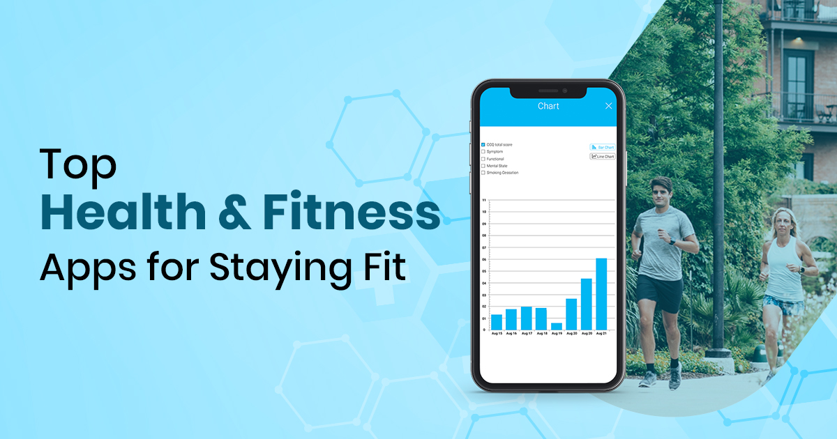 Top Health Fitness Apps