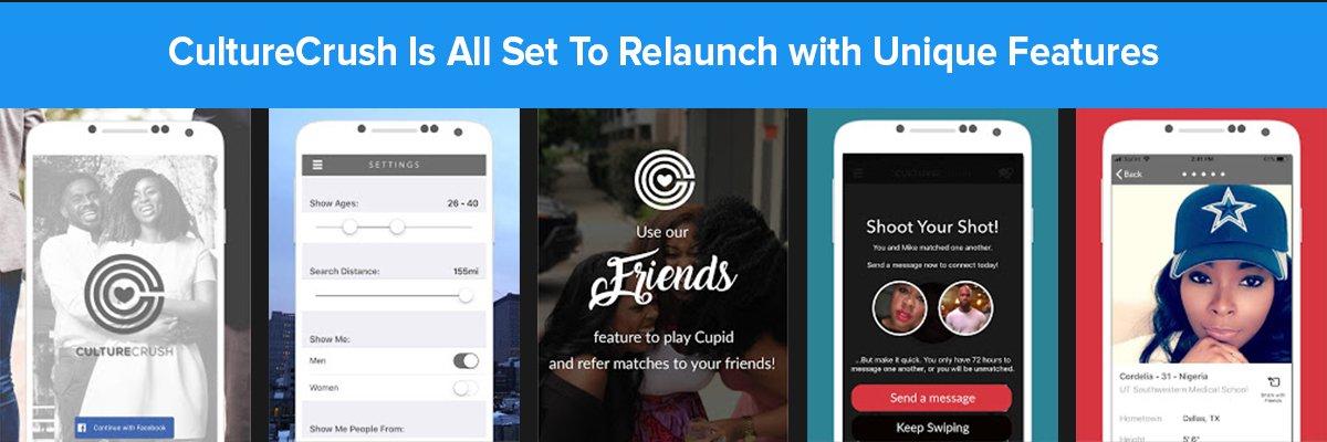 News Culture Crush Best Black Dating App