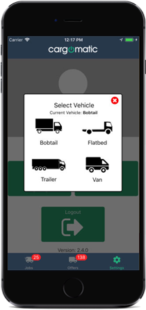 Cargomatic Mobile