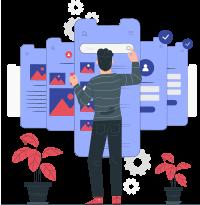 UI/UX App Design mvp
