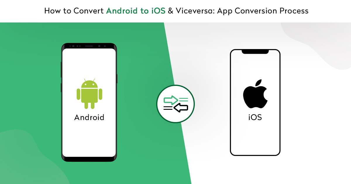 Android App to iOS