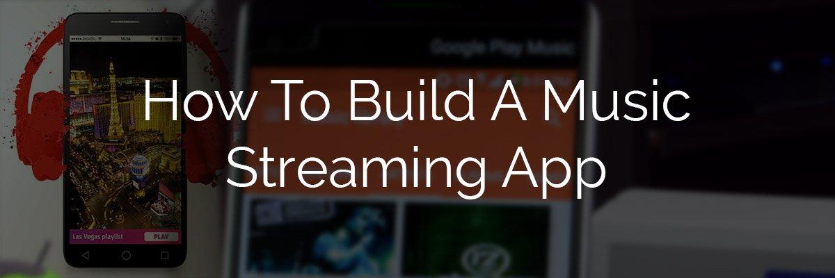 Build Music Streaming App like Spotify