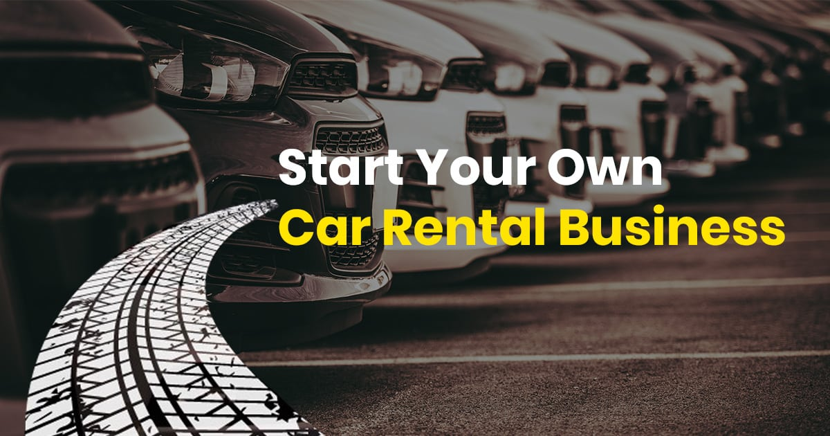 Start your car rental business