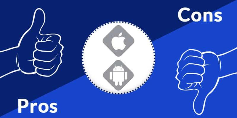 Pros Cons Native App Development