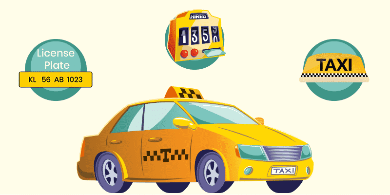 buy inventory for taxis