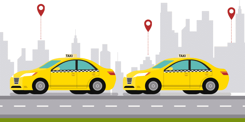 Perfect Location for taxi business