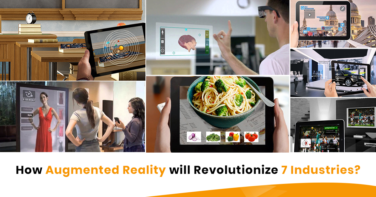 Make an Augmented reality app