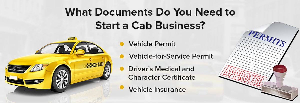 Permit for Running a Taxi Business