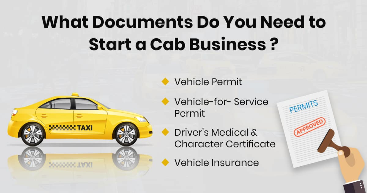 Taxi Business Requirements