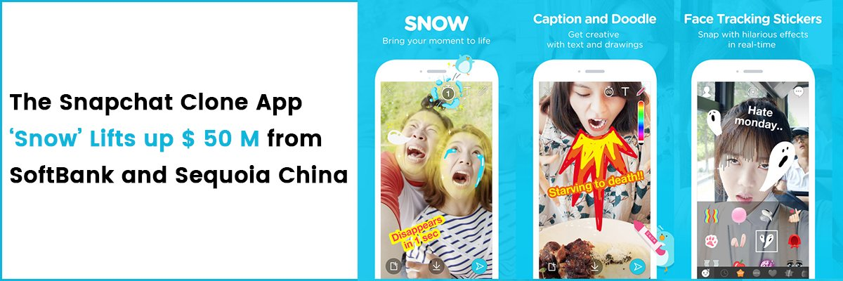 Snapchat Clone App Development