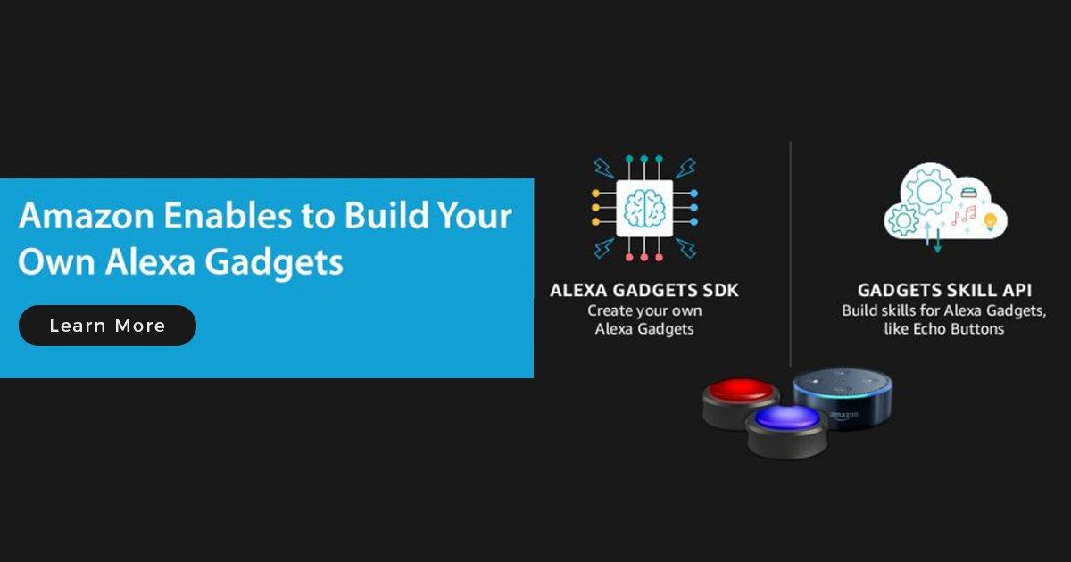 Build Your Own Alexa Gadget