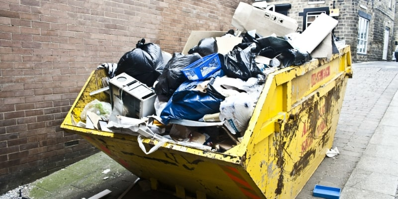 Waste Disposal Removal Business