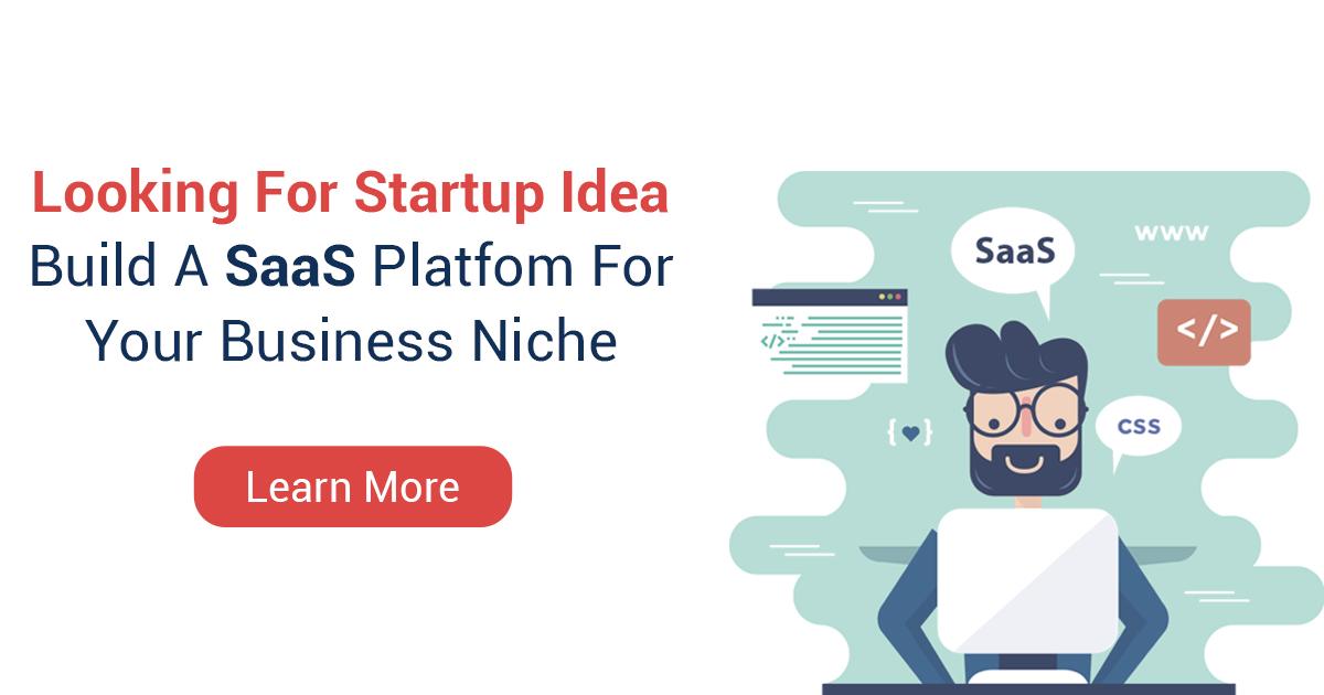 Best SaaS Application Development Startup Idea