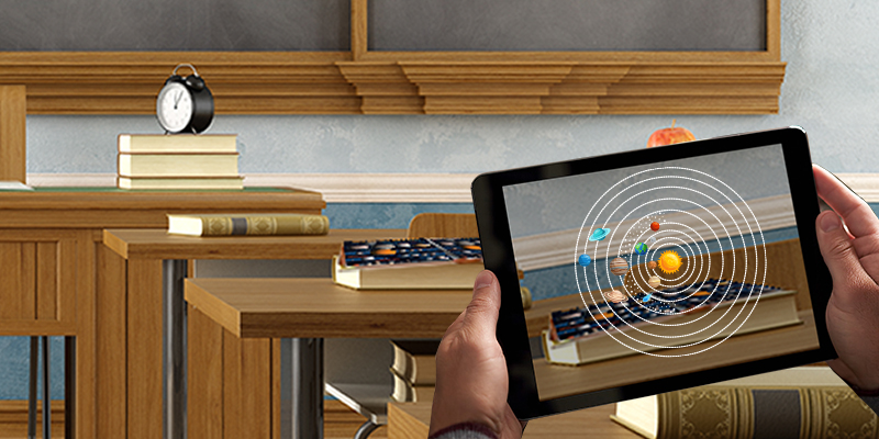 Benefits of AR in Education
