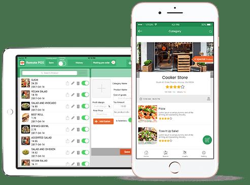 Cloud based Restaurant