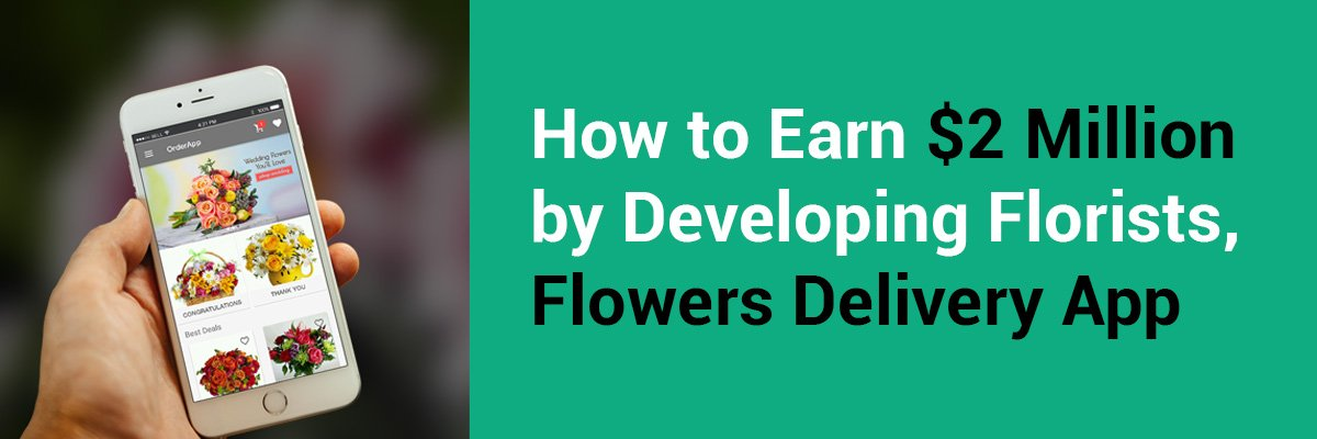 florist flowers app development